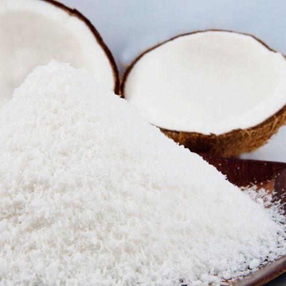 Kokoso riebalų miltai